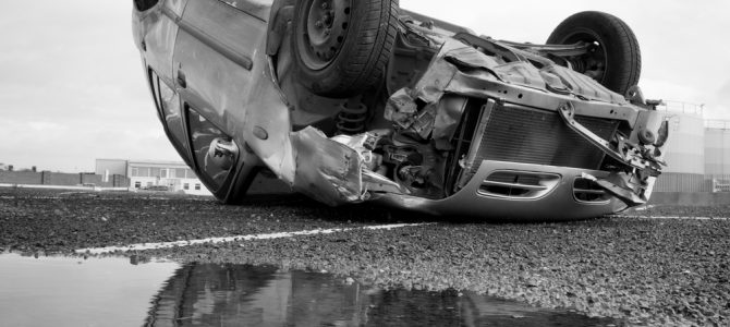 What To Do After a Rollover Accident In West Palm Beach: How to File a Claim